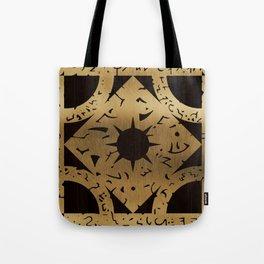 Lament Configuration Side F Tote Bag
