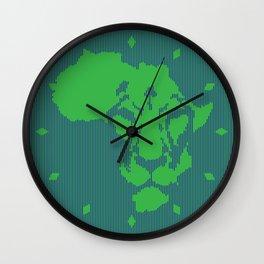 Afriking Wall Clock