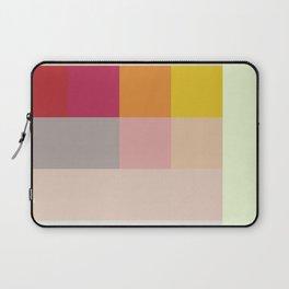 Abstract Multicolor Checkerboard Laptop Sleeve