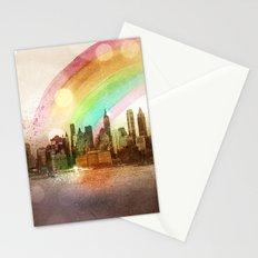 NYC Sky Stationery Cards