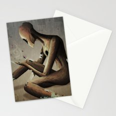 The Disintegration of God Stationery Cards