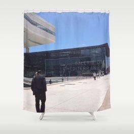 Galerie de la Mediterranee Shower Curtain