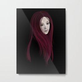 Lost girl Metal Print