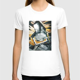 Petroleum based | Collage T-shirt
