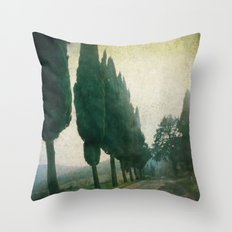 Toscana Vintage I Throw Pillow