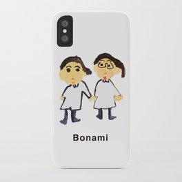 Bon ami !! iPhone Case