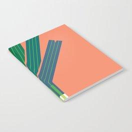 Vegetable: Leek Notebook