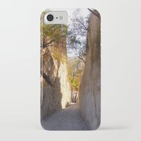 mexican iPhone & iPod Cases featuring Mexican desert by lennyfdzz