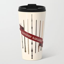 Mischief Managed Travel Mug