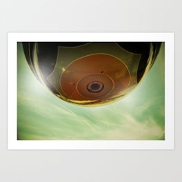 Another UFO Art Print