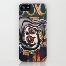 itfellapartintosmoke iPhone Case