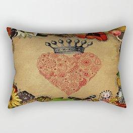 The Claddagh Rectangular Pillow
