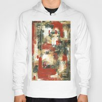 moulin rouge Hoodies featuring Rouge by MelissaBeaulieu