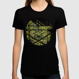 Industrial Pattern T-shirt