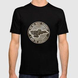 Misbehave Badge V2 T-shirt