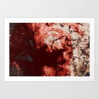 Lost - 5 Art Print