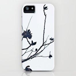 Winter Pecans iPhone Case