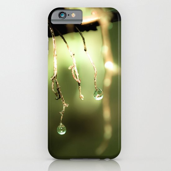 Spring Mist iPhone & iPod Case
