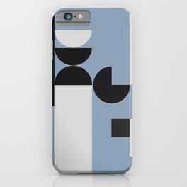 Geometrica 14 iPhone Case
