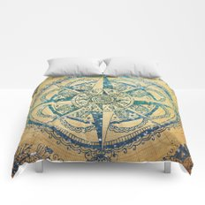 Voyager III Comforters