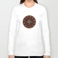 nemo Long Sleeve T-shirts featuring Golden Treasure of Nemo by Britta Glodde