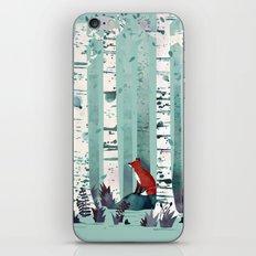 The Birches iPhone & iPod Skin