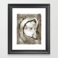 Lil' Bearboy Framed Art Print