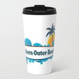 Southern Outer Banks - North Carolina. Travel Mug