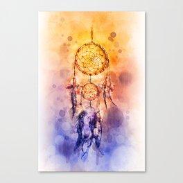 Dreamcather Canvas Print