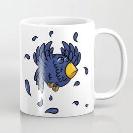 Just a bird that flies up Coffee Mug