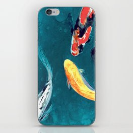 Water Ballet iPhone Skin