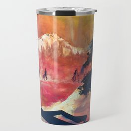 Marching By Travel Mug