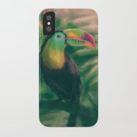 tropical iPhone & iPod Cases featuring Tropical by Ben Geiger