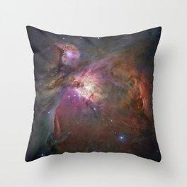 NEBULAS OF THE UNIVESE Throw Pillow