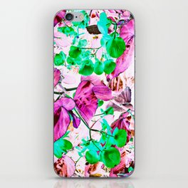 ... The one where he buys you Flowers <3 ... iPhone Skin