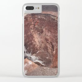 The Volcano Clear iPhone Case