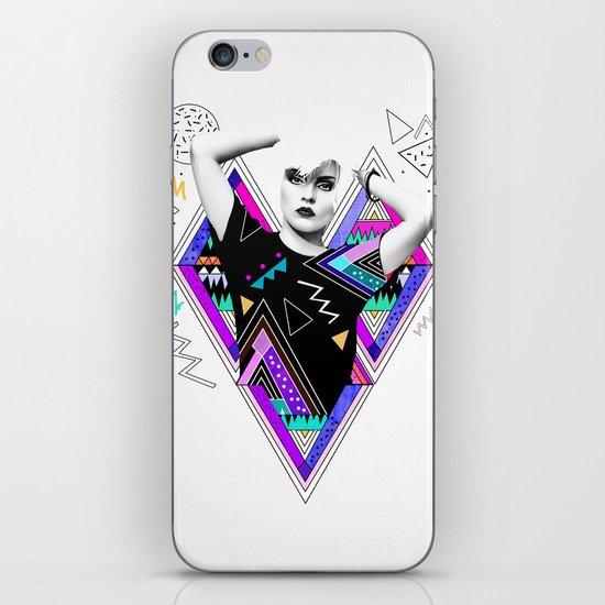Heart Of Glass - Kris Tate x Ruben Ireland iPhone & iPod Skin