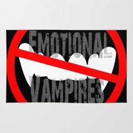 vampires Rug