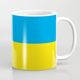 flag of  Niederösterreich or lower austria Coffee Mug