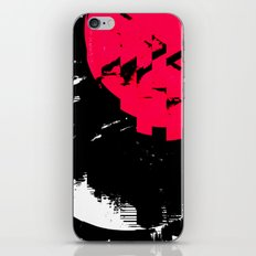 'UNTITLED #06' iPhone & iPod Skin