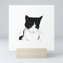 Curie Mini Art Print