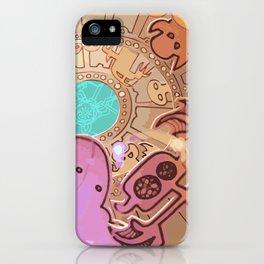 I REMEMBER LEMURIA iPhone Case