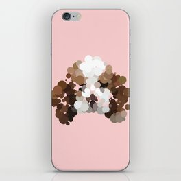 american cocker spaniel iPhone Skin