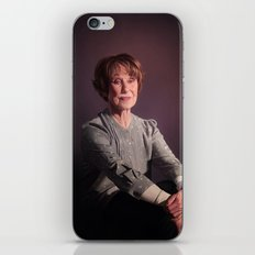 Mrs. Hudson iPhone Skin