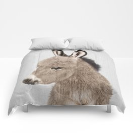 Donkey - Colorful Comforters