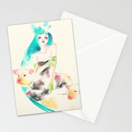 Sheeps Stationery Cards