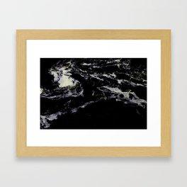 Fleeting Brainwave VI Framed Art Print