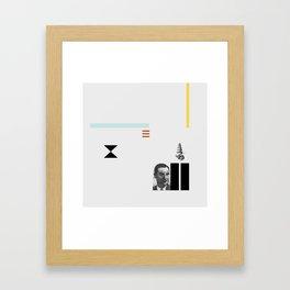 Oblique Strategies #2 Framed Art Print