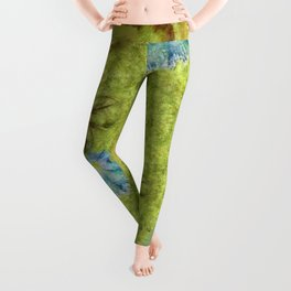 Empurples Mental Picture Flower  ID:16165-094016-44020 Leggings