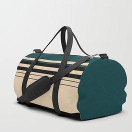 Geometric pattern 12 Duffle Bag